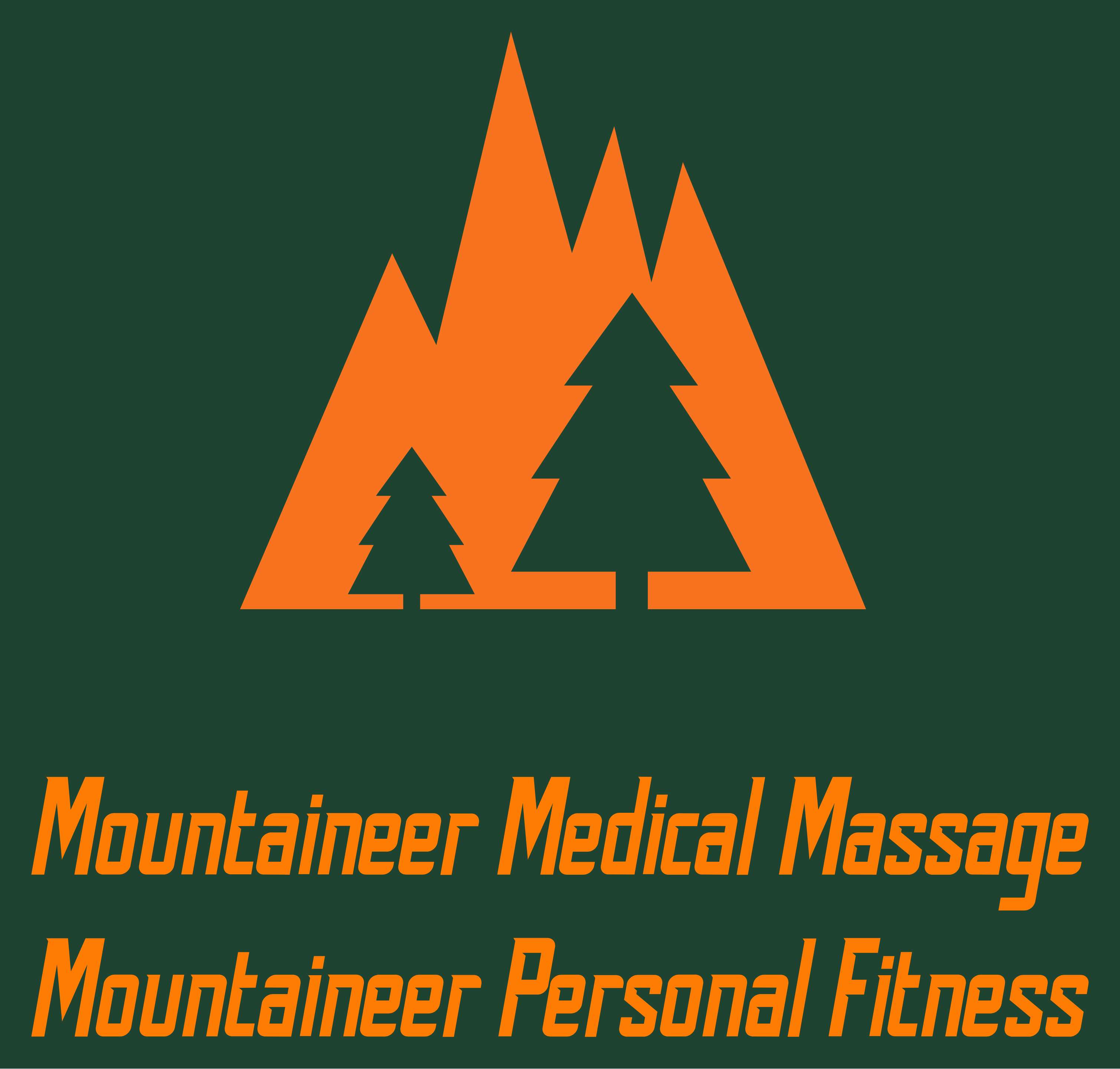 Mountaineer Medical Massage and Mountaineer Personal Fitness